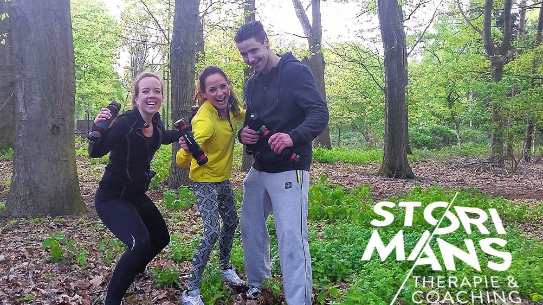 xco outdoor Storimans Therapie kom tot bloei