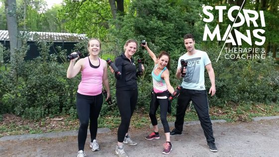 xco outdoor tilburg hemelvaarttoppers Storimans Therapie training